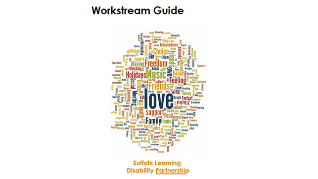 Workstream document cover