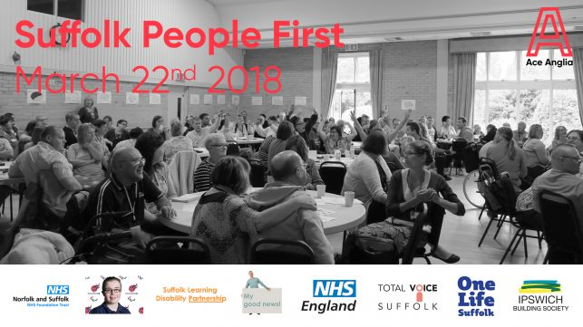 Suffolk People First - Suffolk Learning Disability Partnership