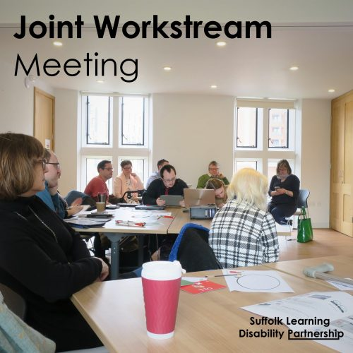 Joint Workstream meeting