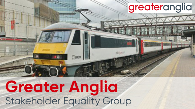 Greater Anglia, Stakeholder Equality Group