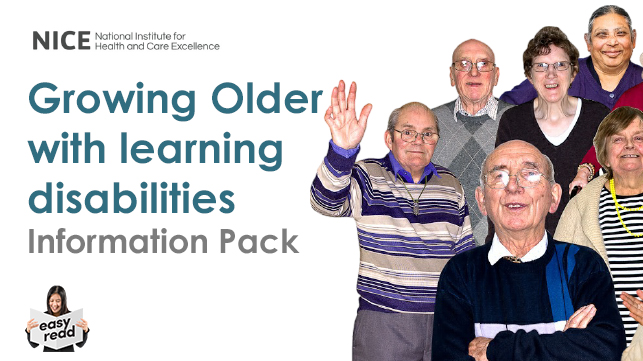 Growing Older with Learning Disabilities
