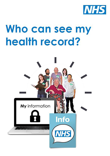 who can see my health record
