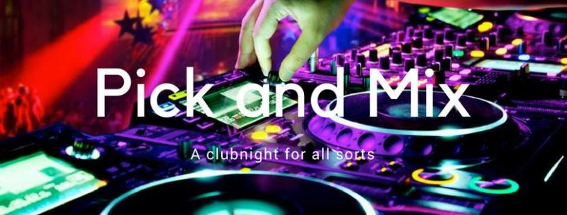 Pick and Mix DJ night