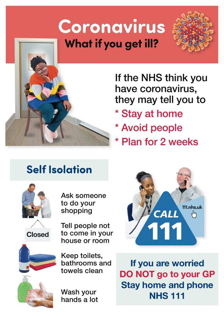 Coronavirus - what if yoiu get all