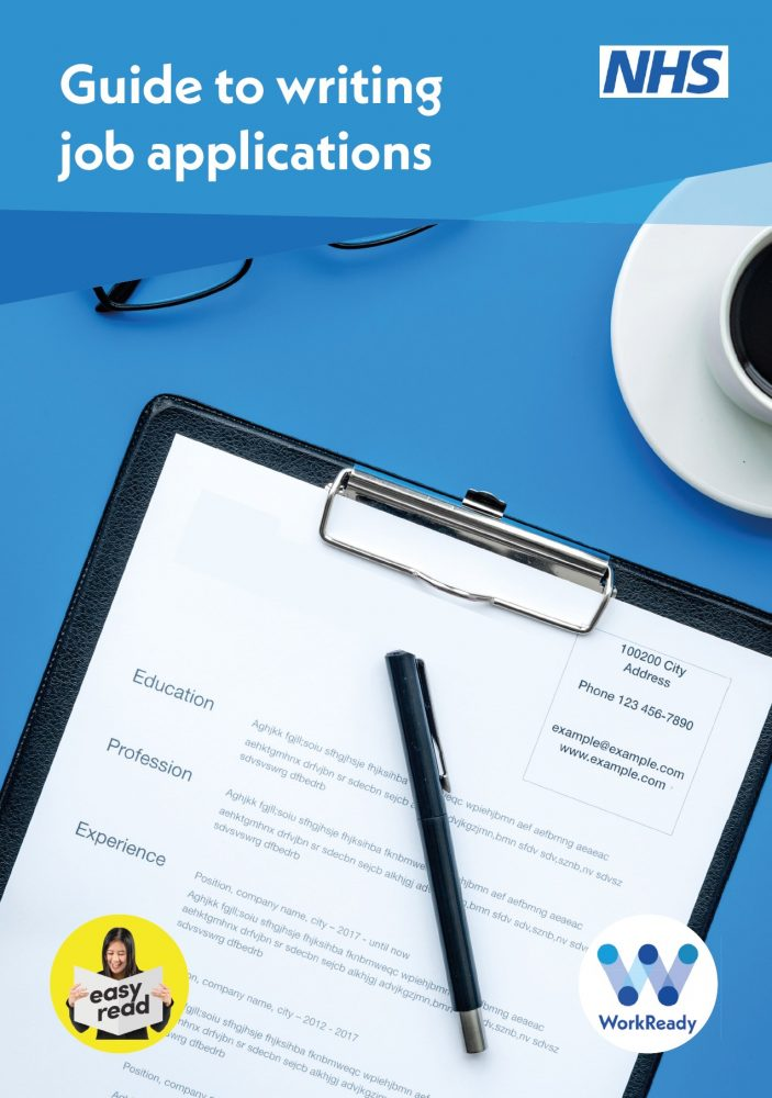 guide to writing job applications