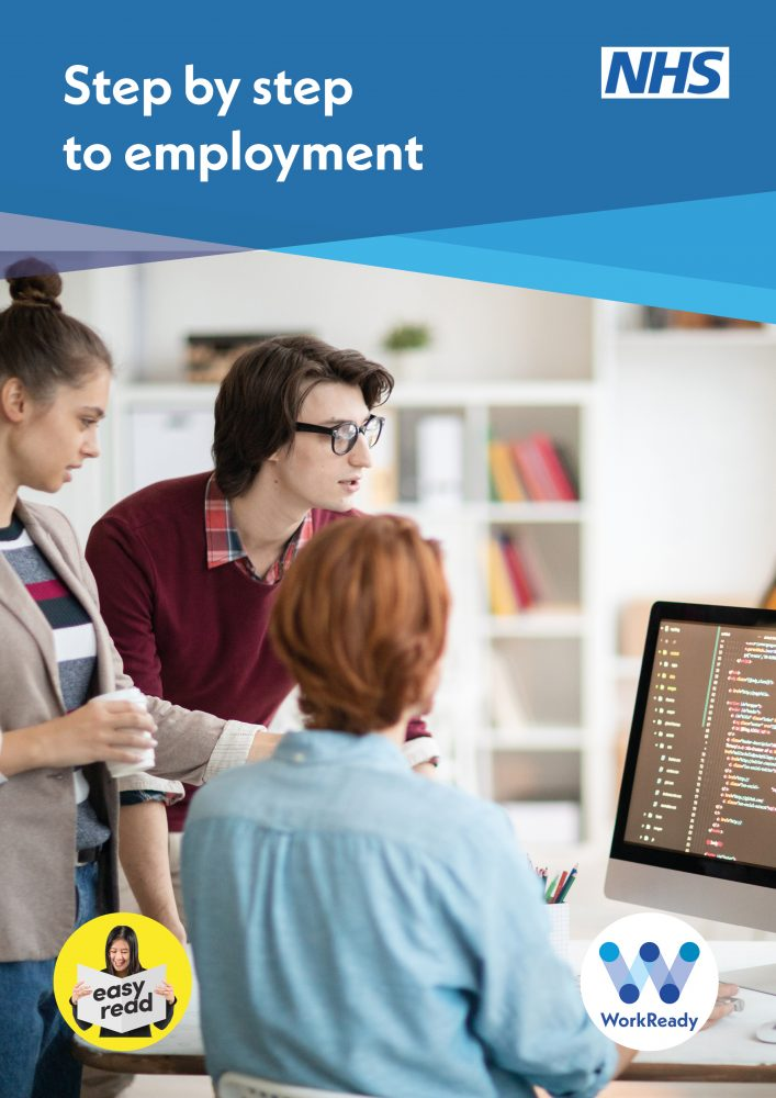 8. Step by step to employment