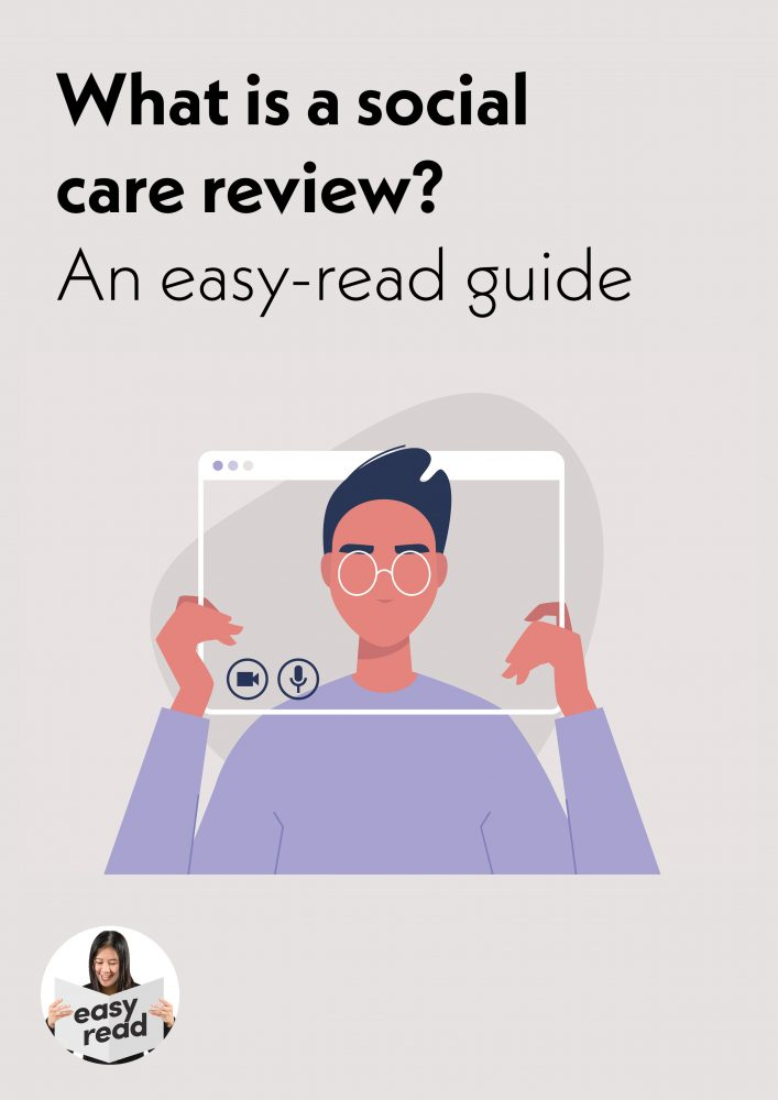 what is a social care review