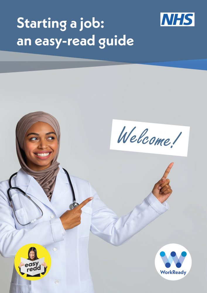 Starting a job - an easy-read guide (final)