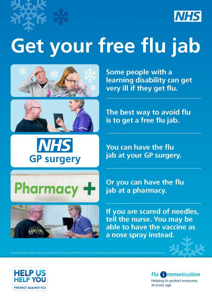 PHE_flu_easy_read_poster_2020_2021