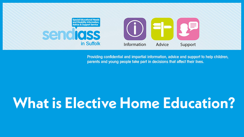 what is elective home education featured