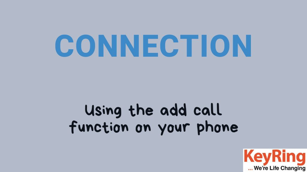 How to use add call