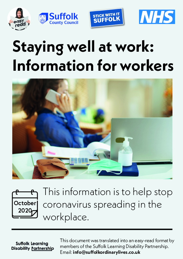 Information for workers.indd