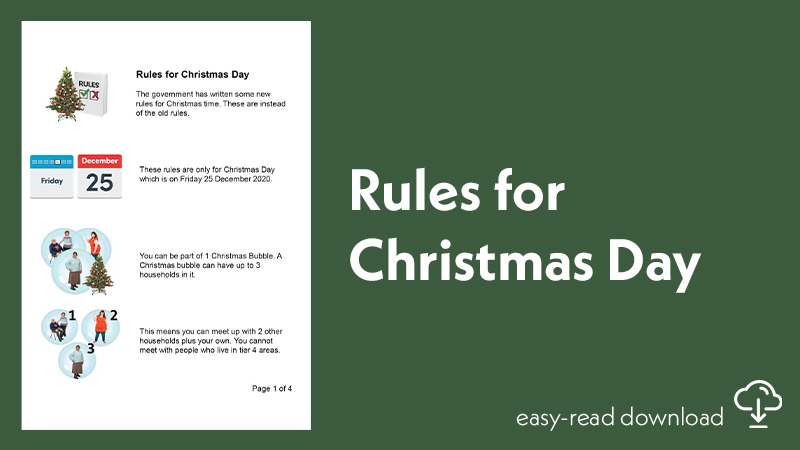 rules for christmas day featured