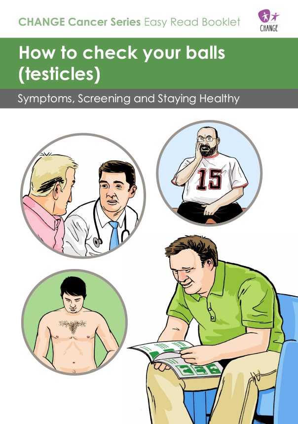 How To Check Your Balls (Testicles) easy read guide