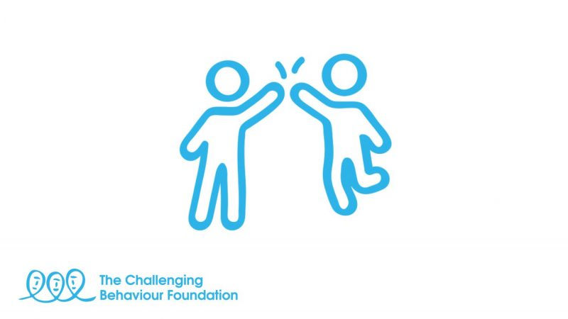 image of the Challenging Behaviour Foundation logo